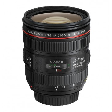 Canon EF 24-70mm f/4L IS USM 160,-€ Cashback
