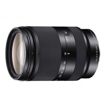 SONY E 18-200 mm F 3,5 - 6,3 OSS LE (E-Mount)