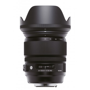 Sigma 4.0/24-105mm DG OS HSM Canon