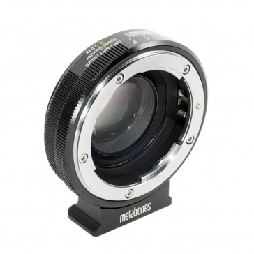 Metabones Adapter Nikon G an MFT Speed Booster XL (MB_SPNFG-m43-BM2)