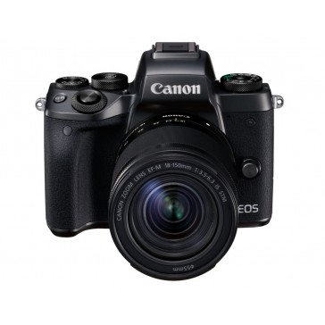 Canon EOS M5 Kit mit 18-150mm IS STM 80,-€ Cashback