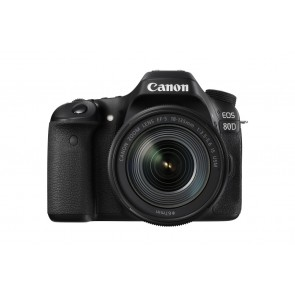Canon EOS 80D Kit mit 18-135mm IS USM