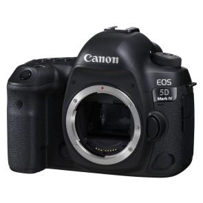 CANON EOS-5D MARK IV BODY + Handgriff Canon BG-E20