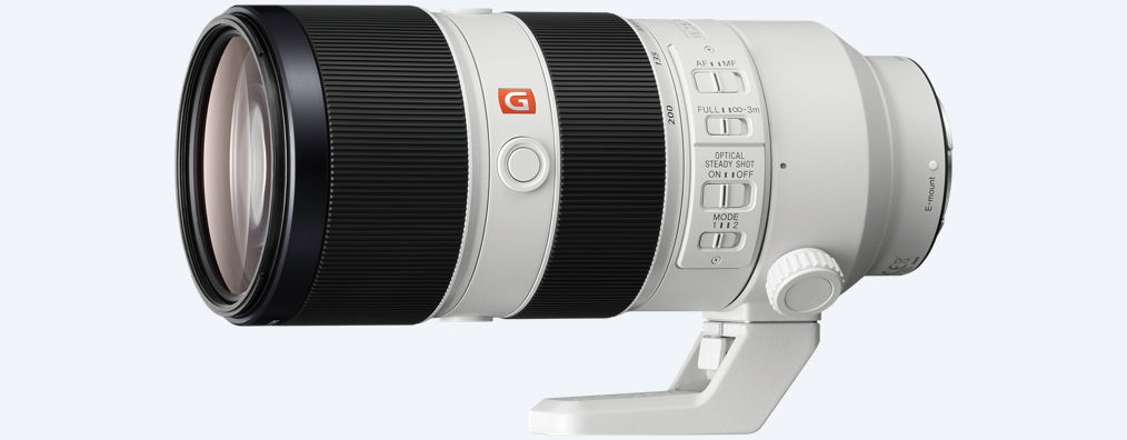 SONY SEL FE 2,8 / 70-200 mm GM OSS (E-mount) 100,-€ Cashback