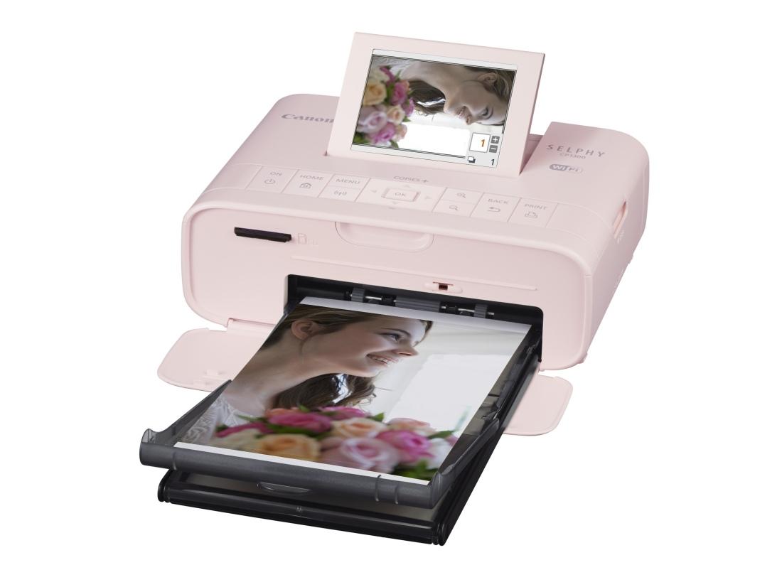 Canon SELPHY CP1300 rosa Fotodrucker