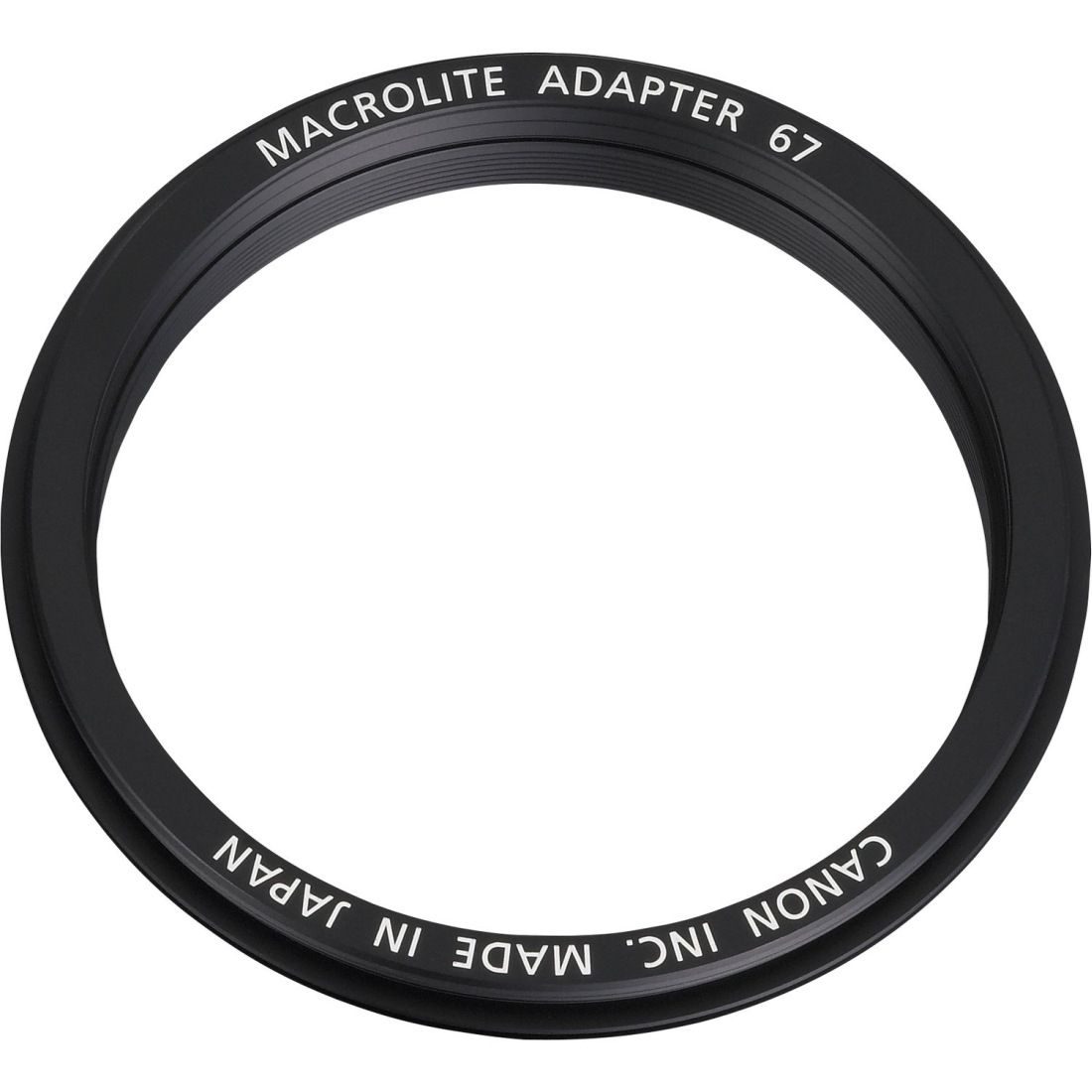 CANON Macrolite Adapter 67