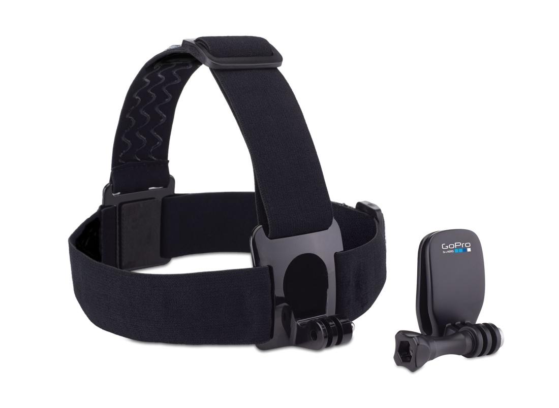 GoPro Kopfgurt + Quickclip
