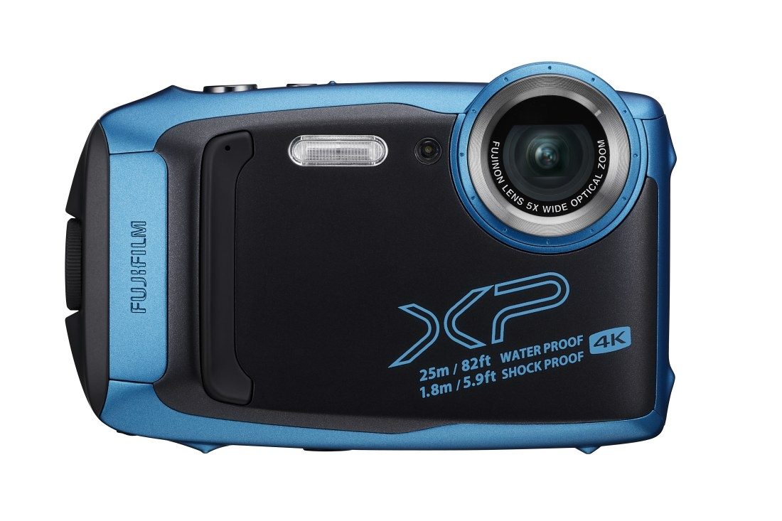 Fuji Finepix XP 140 sky blue Outdoor-Kamera