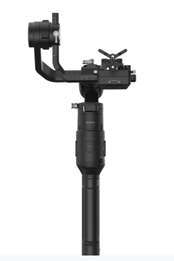DJI Ronin S Gimbal Essential-Kit für DSLR & spiegellose Kameras bis 3,6kg