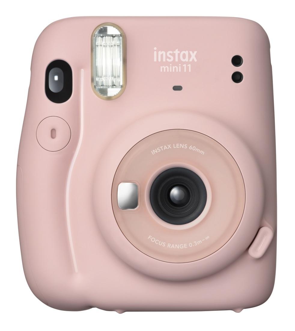 Fuji Instax mini 11 Sofortbildkamera blush pink