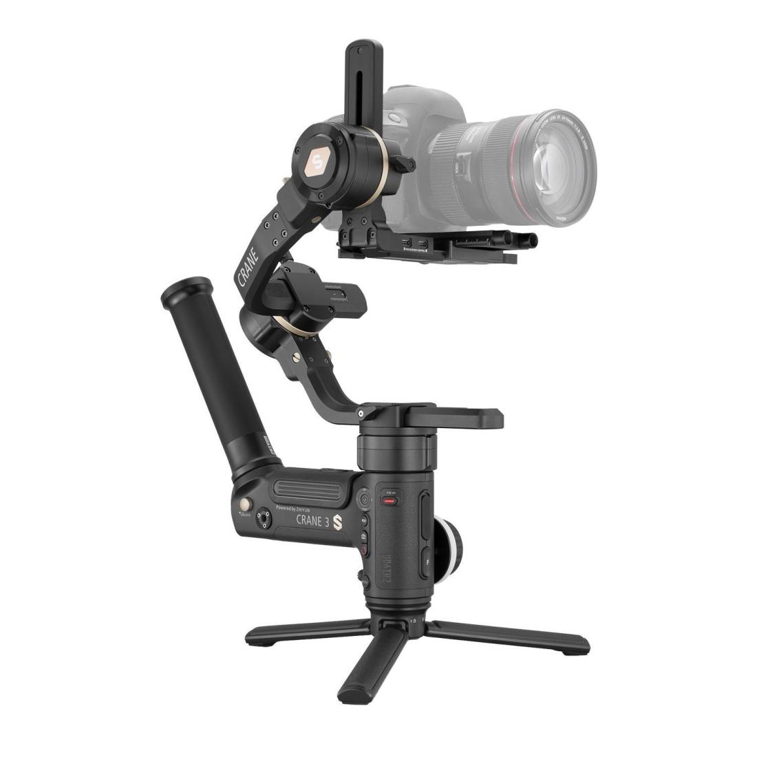 Zhiyun CRANE-3S-E professioneller 3-Achsen-Gimbal für Kameras bis zu 6,5kg