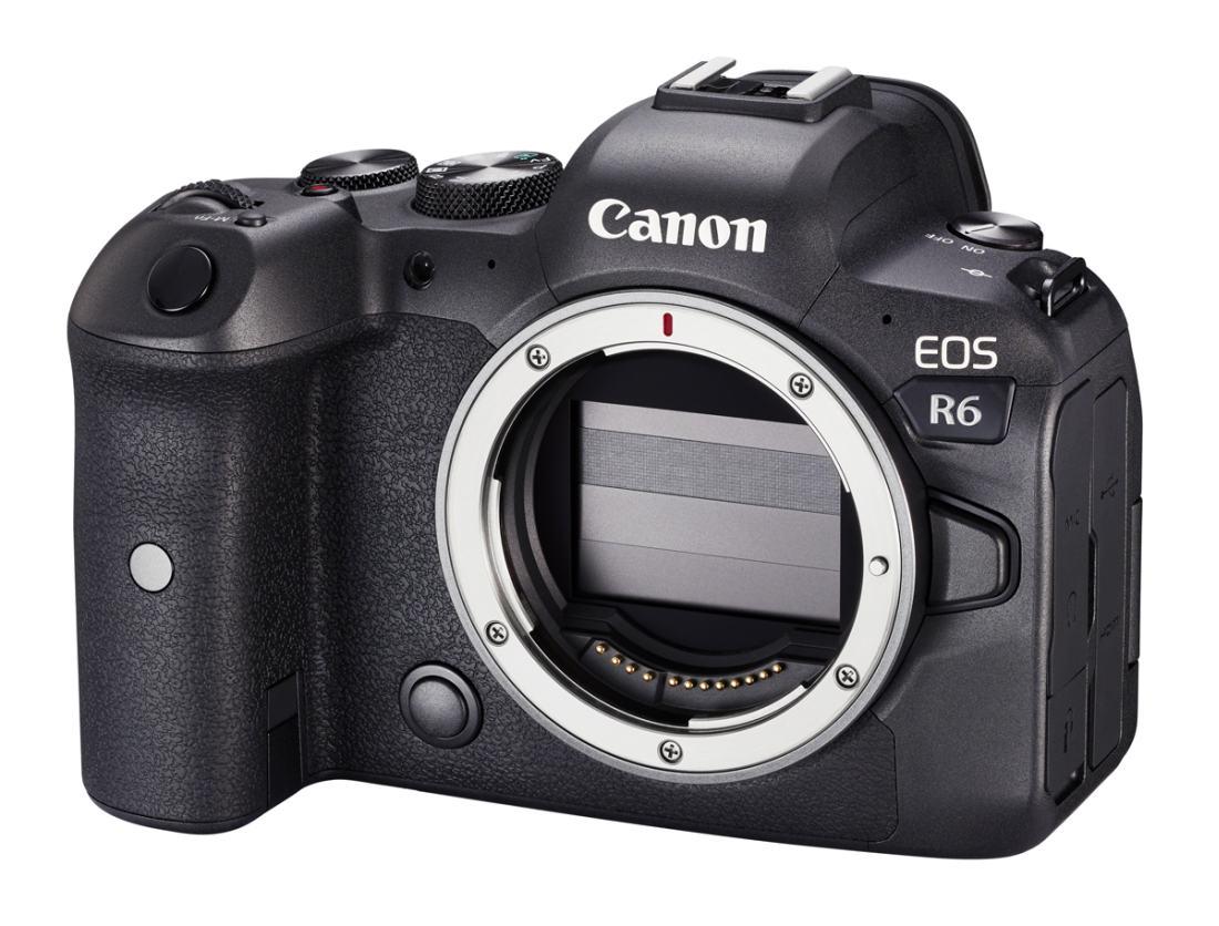 CANON EOS-R6 BODY Vollformat-Systemkamera