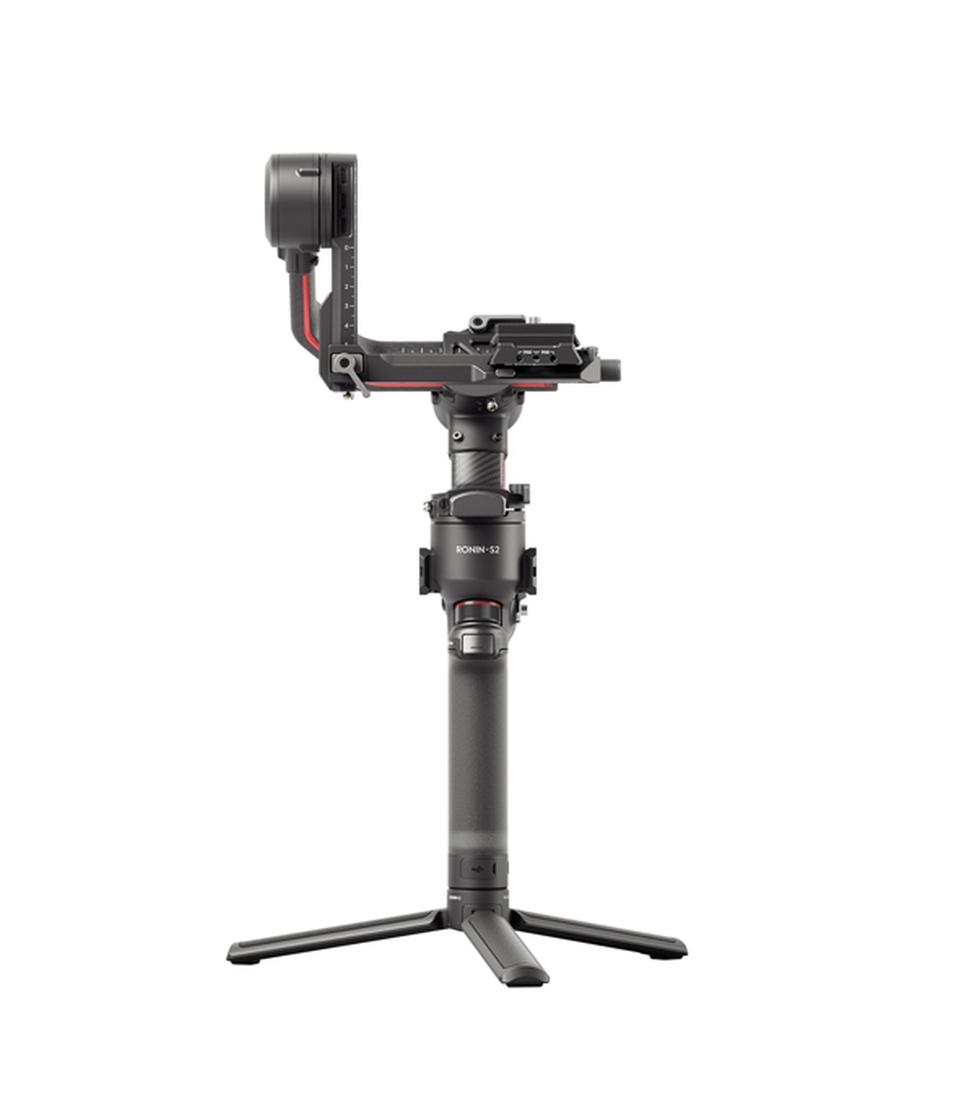 DJI RS 2 Gimbal für DSLR & spiegellose Kameras bis 4,5kg