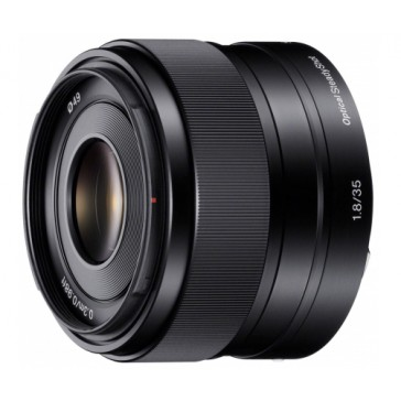 SONY E 35 mm F1,8 OSS (E-mount) 40,-€ Cashback