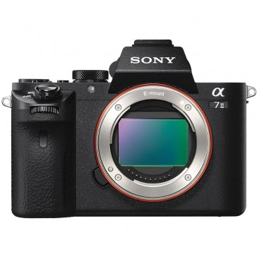 SONY Alpha 7 II Body (ILCE-7M2B)