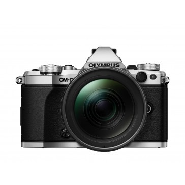 Olympus OM-D E-M5 Mark II Kit 12-40mm silber 100,-€ Cashback