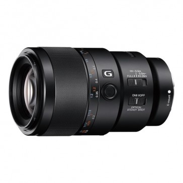 Sony SEL FE 2.8/90mm Macro G OSS Objektiv (SEL90M28G.SYX)