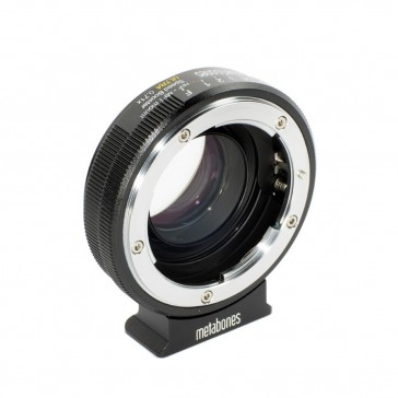 Metabones Adapter Nikon G an MFT Speed Booster Ultra (MB_SPNFG-m43-BM3)