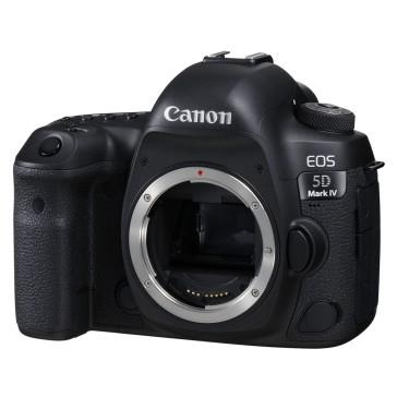 CANON EOS-5D MARK IV BODY + Handgriff Canon BG-E20 250,-€ Cashback