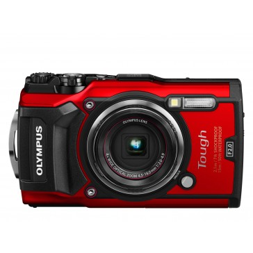 Olympus Tough TG-5 rot Outdoor-Kamera