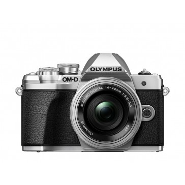 OLYMPUS OM-D E-M10 Mark III + 14-42mm EZ Kit silber 75,-€ Cashback