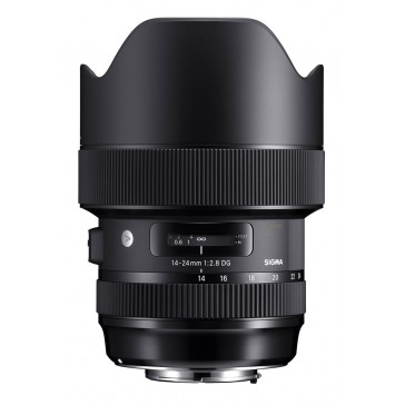 Sigma 2.8/14-24mm F2.8 DG HSM ART Canon