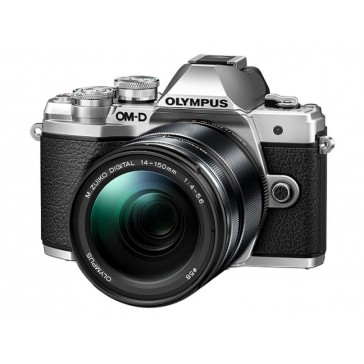 OLYMPUS OM-D E-M10 Mark III + 14-150mm Kit silber 100,-€ Cashback