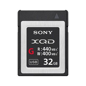 Sony 32GB XQD MemoryCard G-Serie 440 MB/s