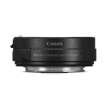 CANON EF-EOS R Adapter mit Einsteckfilter Graufilter (V-ND)