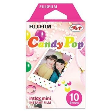 Fuji Instax Mini Film Candy Pop 10 Aufnahmen