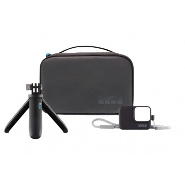 GoPro Travel-Kit Stativ + Hülle + Tasche