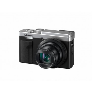 Panasonic DC-TZ96 EG-S silber High-End Travelzoom-Kamera