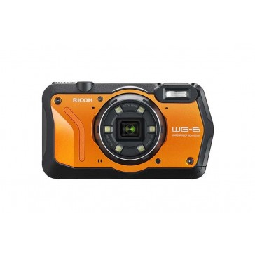 Ricoh WG-6 Outdoor-Kamera orange
