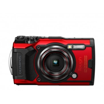 Olympus Tough TG-6 rot Outdoor-Kamera