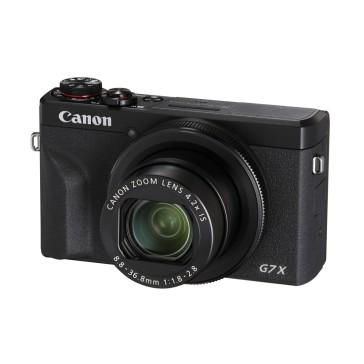 CANON POWERSHOT G7X III schwarz abzüglich 40 Euro Sofortrabatt = 709 Euro