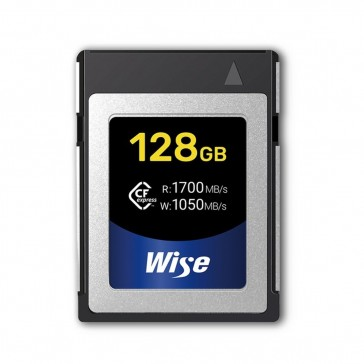 Wise CFexpress 128GB Speicherkarte 1700MB/s