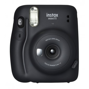 Fuji Instax mini 11 Sofortbildkamera charcoal gray