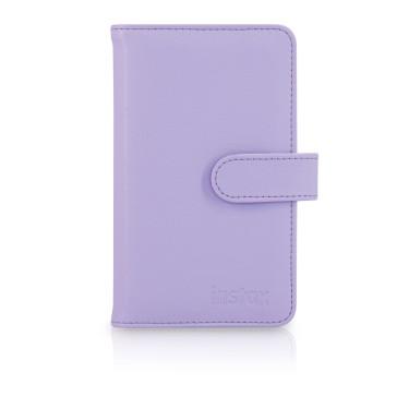 Fuji Instax mini 11 Album lilac purple für 108 Sofortbilder