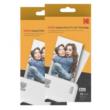 Kodak Print-Kartuschen ICRG-230 6x 10 Fotos für Mini Shot 2 Kamera