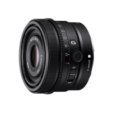 Sony FE 50mm f2.5 G Weitwinkelobjektiv E-mount Vollformat (SEL50F25G.SYX)