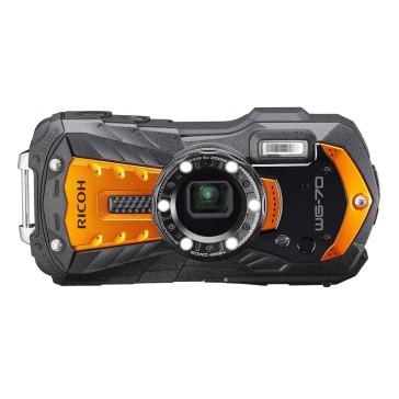Ricoh WG-70 orange Outdoorkamera