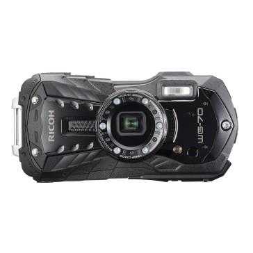 Ricoh WG-70 schwarz Outdoorkamera