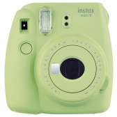 Fuji Instax mini 9 Sofortbildkamera Lime green