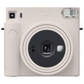 Fuji Instax Square SQ1 Sofortbildkamera chalk white