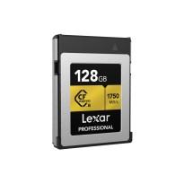 LEXAR Professional 128GB CFexpress Type B 1750MB/s