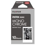 Fuji Instax Mini Film monochrome schwarz-weiß 10 Aufnahmen