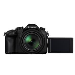 PANASONIC DMC-FZ1000 schwarz Leica Bridgekamera