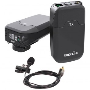 RODE Link Filmmaker Kit Digitale Audio-Funkstrecke