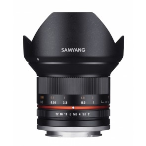 Samyang 12mm f2.0 NCS CS Fuji X