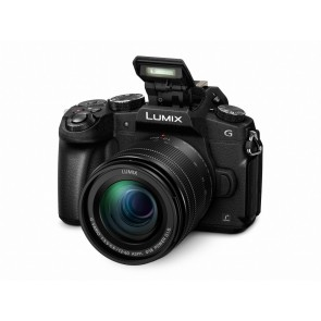 Panasonic DMC-G81M EG-K Kit 12-60mm